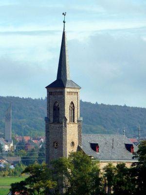 Die Ev. Kirche In Genheim