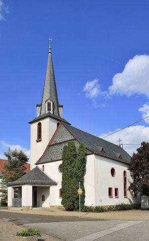 Ev. Kirche Waldalgesheim