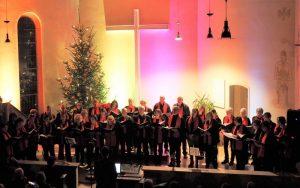 Weihnachtskonzert in der evangelsichen Kirche Waldalgesheim
