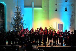 Evangelsiche Kirche Waldalgesheim Weihnachtskonzert